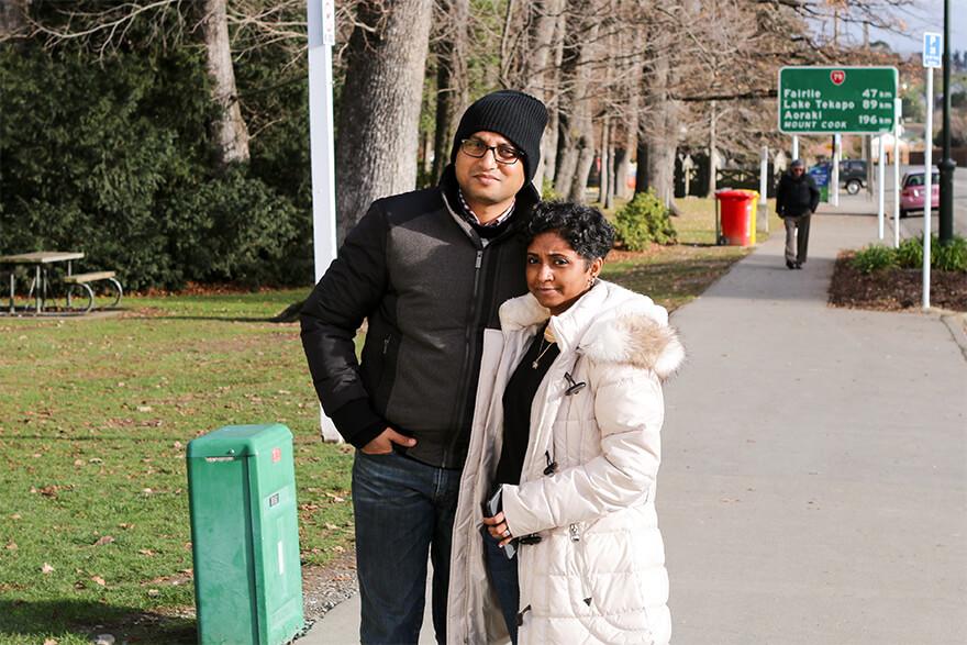 Kinkar Saha & Dipanwita Biswas