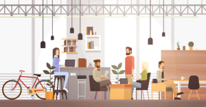 The Future of Work: Coworking