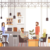 Co-working space culture